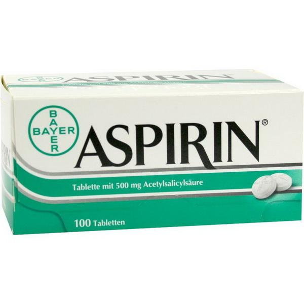 aspirin essay